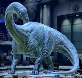 Apatosaurus by NestieBot