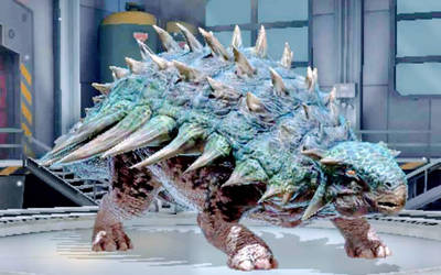 Ankylosaurus by NestieBot