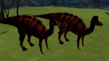 Dinovember Day 8-12: Magnapaulia by NestieBot