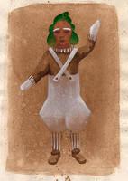 oompa loompa by tiinateaspoon