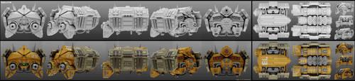 Smelter by TheAscentProject