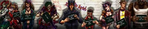 Batman - I'm innocent by Rivan145th