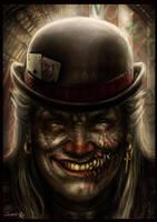 Mr. Azacinto by Rivan145th