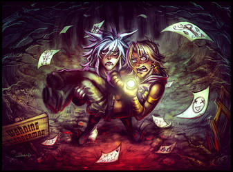Marik Plays Slender by Rivan145th