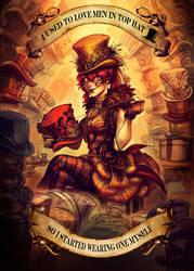 Namtas - I Love Top Hats by Rivan145th
