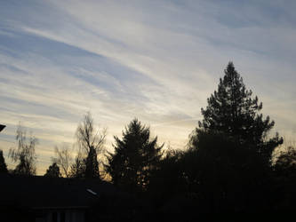 A Sunset at Home by Raindork