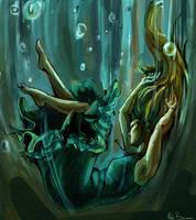The Death of the Swamp Lady by BabushkaYaga