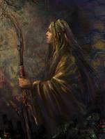 Ashmedh - the Swamp Lady by BabushkaYaga