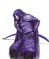 The Thief by BabushkaYaga