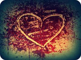 Heart-- by Sarahmillerphoto
