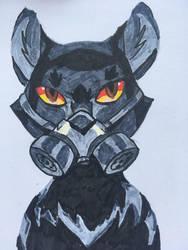 Catcat  by longtimeworrier