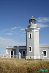 El Faro II...The Lighthouse II by 0-oLaChischiso-0