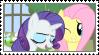 RariShy stamp by princesss-freckles