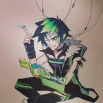 L00T (copic work) by HinotoriProductions