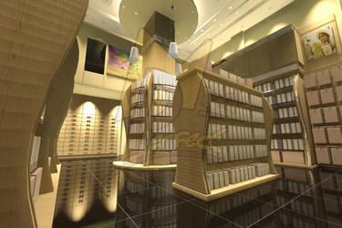 Pharmacy  - Interior Design by samehbenis