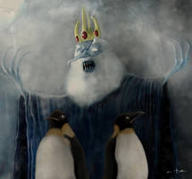 The Ice King by The-Misfit-Toy