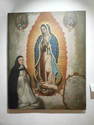 Virgen de Guadalupe by patito13