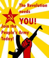PAR Recruitment Poster by Party9999999