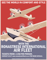 Ronastrese Airlines by Party9999999