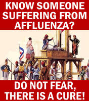 Curing Affluenza by Party9999999