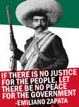 No Peace without Justice by Party9999999