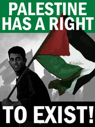 Palestine's Existance by Party9999999