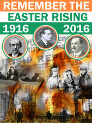 Easter Rising Centenary by Party9999999