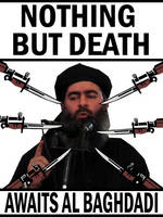 Death to Daesh by Party9999999