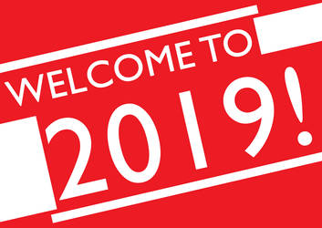 Welcome to 2019 by Party9999999