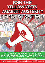 Join the Yellow Vest Demo by Party9999999
