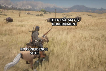 Theresa May's Future by Party9999999