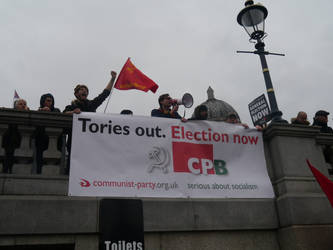 Communists in Trafalgar Square by Party9999999