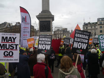 The People Against May by Party9999999