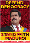 YCL Stand with Maduro by Party9999999