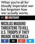 Breitbart Doesn't Understand War by Party9999999
