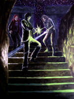 The Underhenge by Draculasaurus