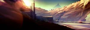 landscape cancept by MatteoBassini