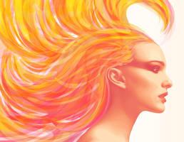 Phoenix by skeuomorph18