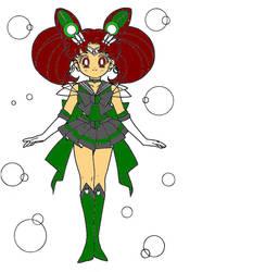 Natsumi Stern as Sailor Chou by BriteStarRobot