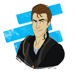 ATLAS CEO - RHYS by H4NDS0M3-J4CK