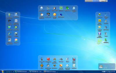 April 2009 Desktop by Rhor
