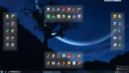October 2009 Desktop by Rhor