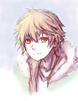 Yukine by Keyblades-chosen-one