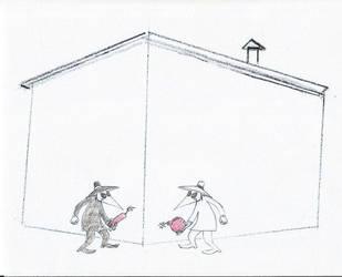 Spy vs Spy Halloween 1 by flynn1978
