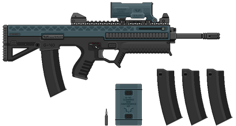 G-40 [Updated] by Archangel-Industries