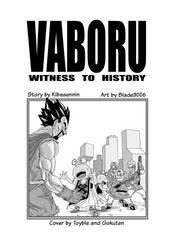Vaboru - Witness to History - Chapter 2 - Cover by kibasennin