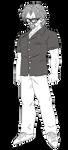 XENOVERSE 2 Vaboru - Time Patrol Teacher by kibasennin