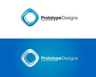 Prototype Designs logo V2 by Techmaster05