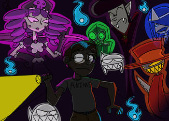 Ghosts by DrZootsuit