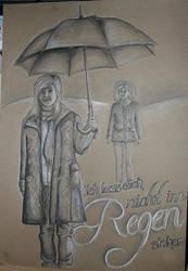 Rain by evejay